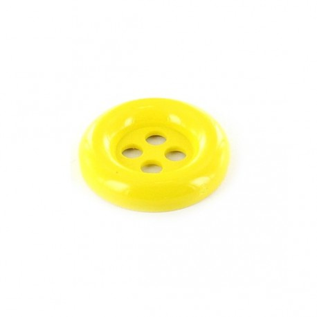 Bouton Clown jaune