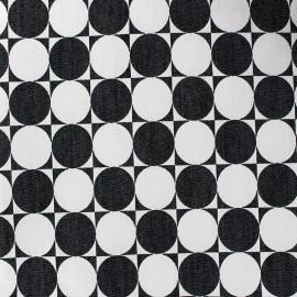 Gabardine fabric Lunar x 10cm