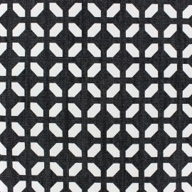 Tissu gabardine Abstrato x 10cm
