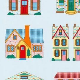 Tissu Penny's Dollhouse B x 59,5cm