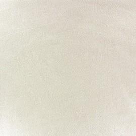 Tissu Suédine Girondine fond Beige x 10cm