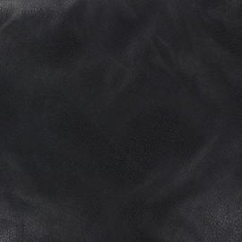 Tissu Suédine Austin noir x 10cm