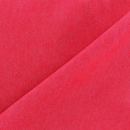 Jean fabric 400gr/ml raspberry pink x 10cm