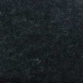 Thick baize fabric pearl slate grey x 10cm