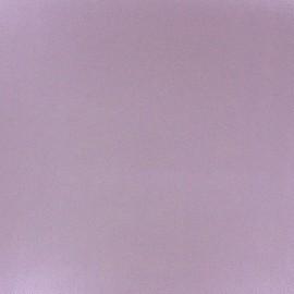 Leatherette mauve x 10cm