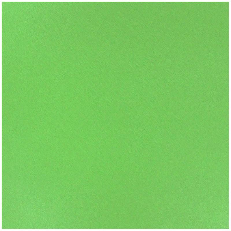 Fond Vert Clair simili cuir vert clair x 10cm