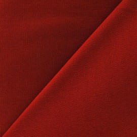 Cotton Canvas Fabric - CANAVAS Brick Red x 10cm