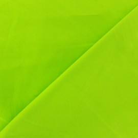 Poplin fabric - lime x10cm
