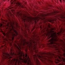 Swan Marabou x 50cm - garnet red
