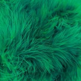 Swan Marabou x 50cm - green