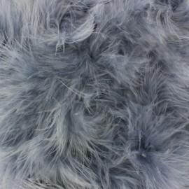 Swan Marabou x 50cm - blueish grey