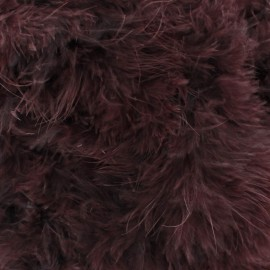 Swan Marabou x 50cm - crimson red