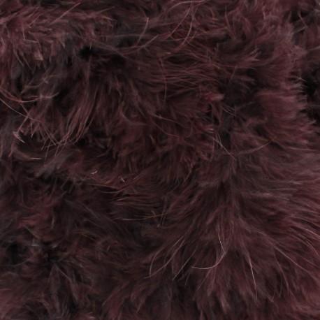 Swan Marabou x 50cm - crimson red