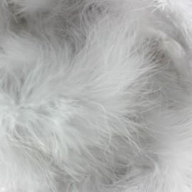 Marabout Cygne blanc x 50cm