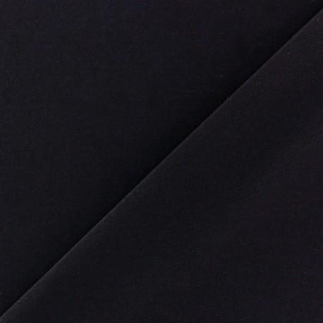 mat lycra fabric - navy blue x 10cm