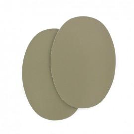 Coudières Vinyl vert de gris