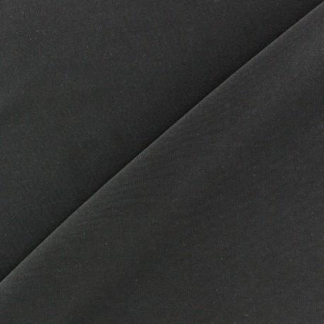 Tissu Lycra uni Anthracite finition mat x 10cm