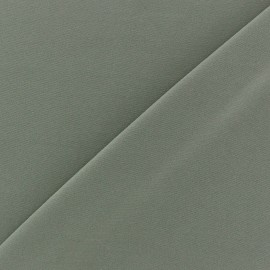 Self coloured Lycra fabric -  grey/mat finish x 10cm