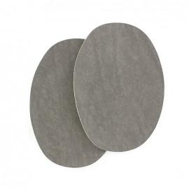 Coudières Vinyl gris foncé