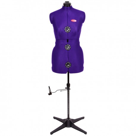 Prymadonna Dress form Size L - purple