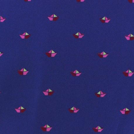 tissus pas cher 100 coton tissu coton petit bateau. Black Bedroom Furniture Sets. Home Design Ideas