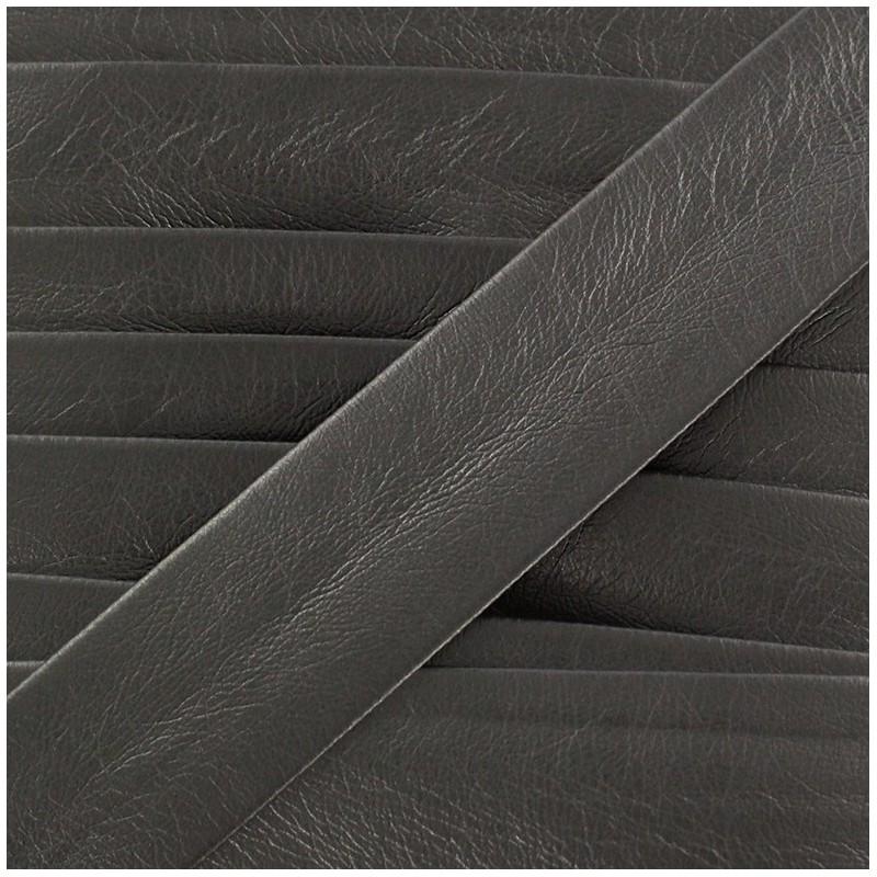 Bias Tape Faux Leather Cuero