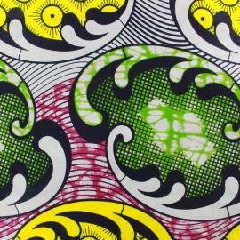 Wax print fabric Niamey x 10cm