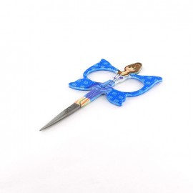 Ciseaux à Broder Angels Polly bleu