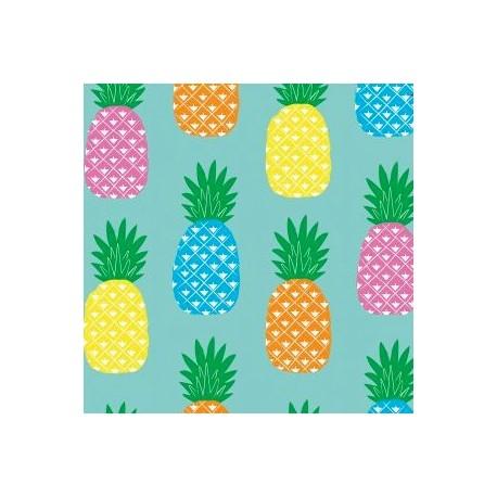 Oilcloth Piña x 10cm