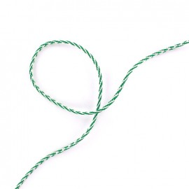 bakers twine cord 3 mm - green