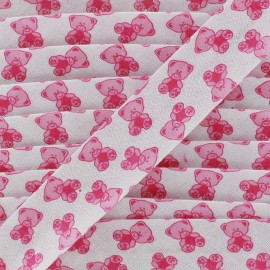 Biais Nounours rose