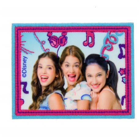 Thermocollant Violetta, Camilla et Francesca