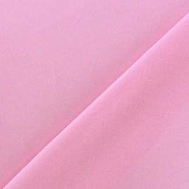Tissu Mousseline Rose x 50 cm