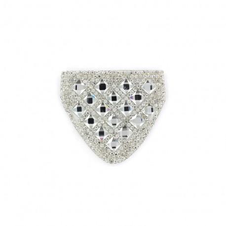 Thermo épaulette Diamant argent