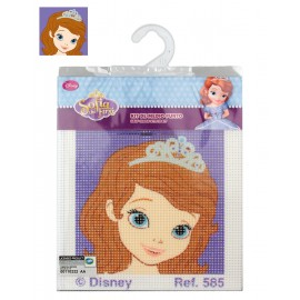 Canvas Kit Disney Mediums holes ref 585 - multicolored