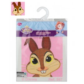 Canvas Kit Disney Mediums holes ref 587 - multicolored