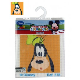 Canvas Kit Disney Mediums holes ref 578 - multicolored