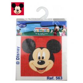 Kit Canevas trous moyens Disney 563