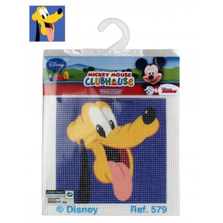 Kit Canevas trous moyens Disney 579