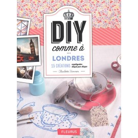 "Book ""DIY comme à ... Londres"""