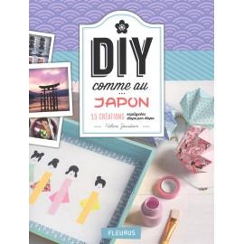 """Livre """"DIY comme au ... Japon"""""""