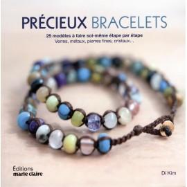 """Livre """"Précieux Bracelets"""""""