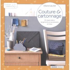"""Livre """"Couture & Cartonnage"""""""