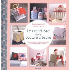 """Livre """"Le grand livre de la couture créative"""""""