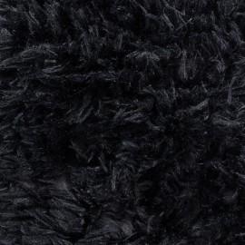Fourrure Cocoon bleu nuit x 10cm