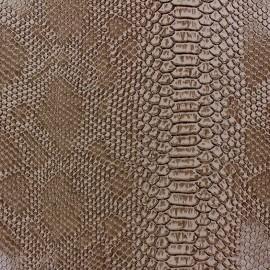 Simili cuir Comodo crotale x 10cm