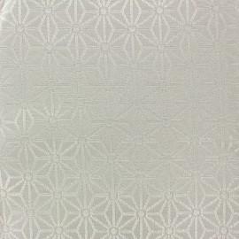 Tissu Kyoto Ficelle grande largeur (320 cm) x 10cm