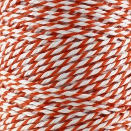 bakers twine string 2 mm - orange