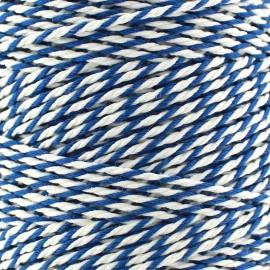 bakers twine string 2 mm - blue