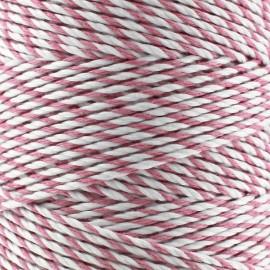 Ficelle Baker's Twine 2 mm rose